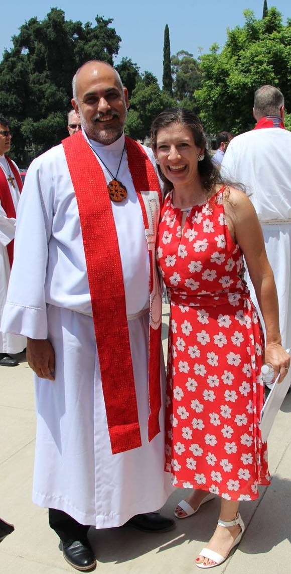 Pastor Pablo and Michelle